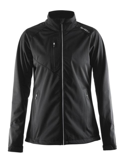 Craft Bormio Softshell Jacket women black xxl black