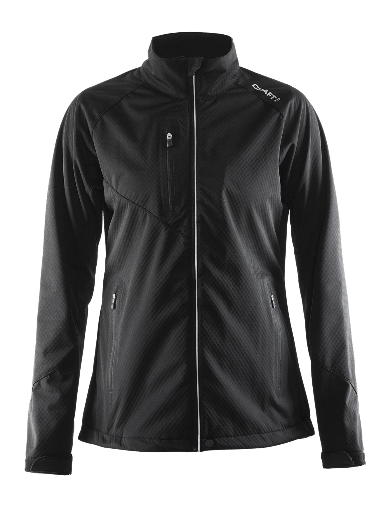 Craft Bormio Softshell Jacket women black xxl black