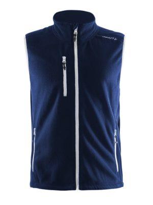 Craft Fleece Vest men dark navy 4xl dark navy