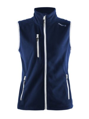 Craft Fleece Vest women dark navy xxl dark navy
