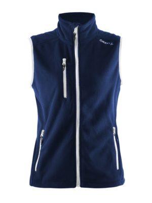 Craft Fleece Vest women dark navy xxl dark navy