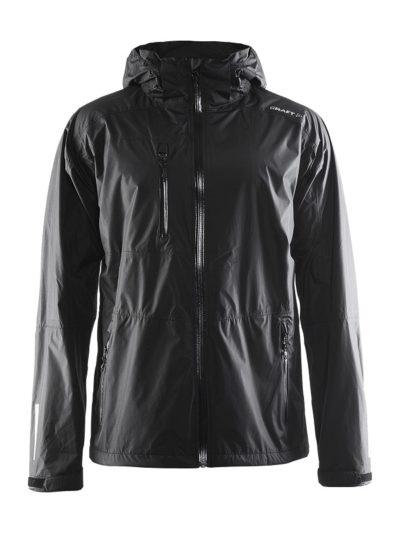 Craft Aqua Rain Jacket men black 4xl black