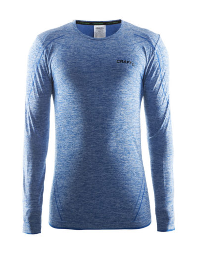 Craft Active Comfort RN LS men Swe. blue xxl Swe. Bleu