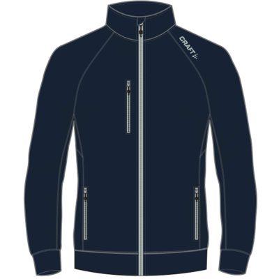 Craft Fleece Jacket men dark navy 4xl dark navy