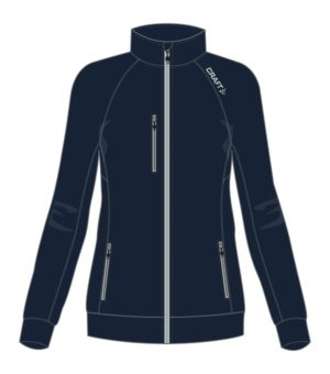 Craft Fleece Jacket women dark navy xxl dark navy