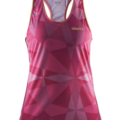 Craft Basic Tanktop wmn p geo pop xxl p geo pop