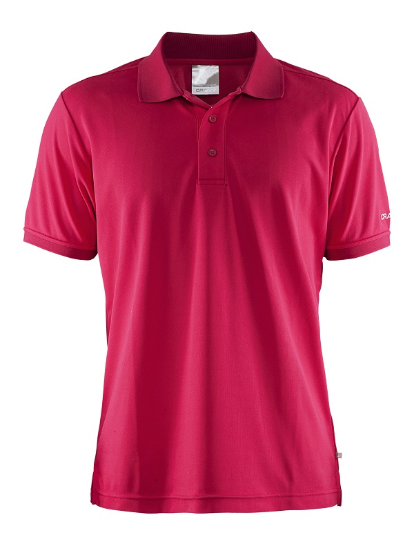Craft Polo Shirt Pique Classic Men Russ. roze 3xl Russ. rose