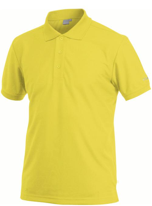 Craft Polo Shirt Pique Classic Men Yellow 3xl yellow
