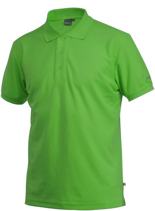 Craft Polo Shirt Pique Classic Men craft green 4xl craft green