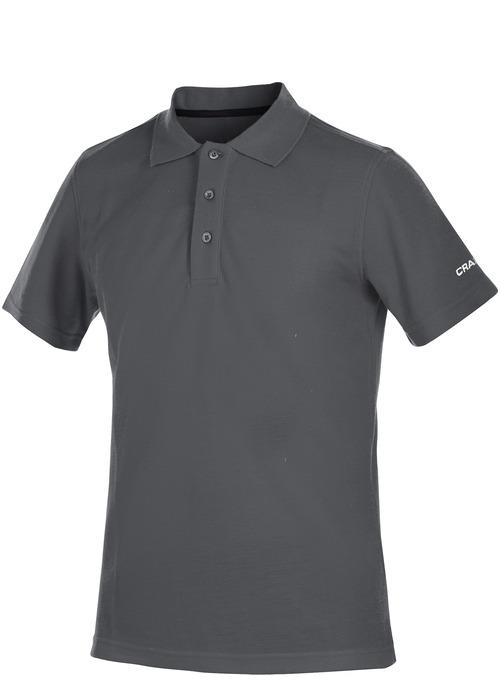 Craft Polo Shirt Pique Classic Men iron 4xl iron