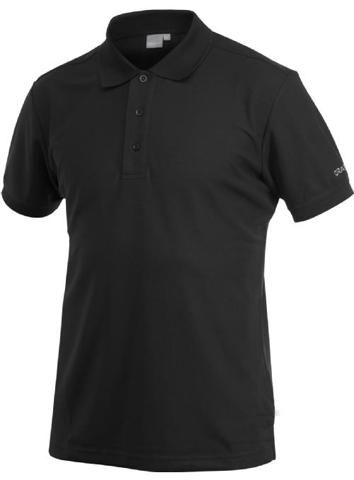 Craft Polo Shirt Pique Classic Men black 4xl black