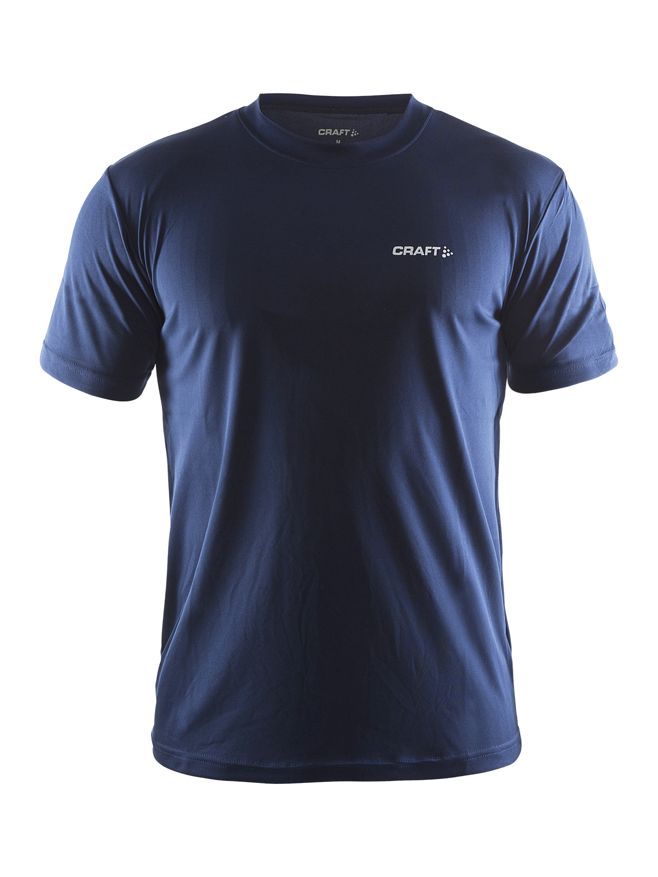 Craft Prime Tee men navy 4xl navy