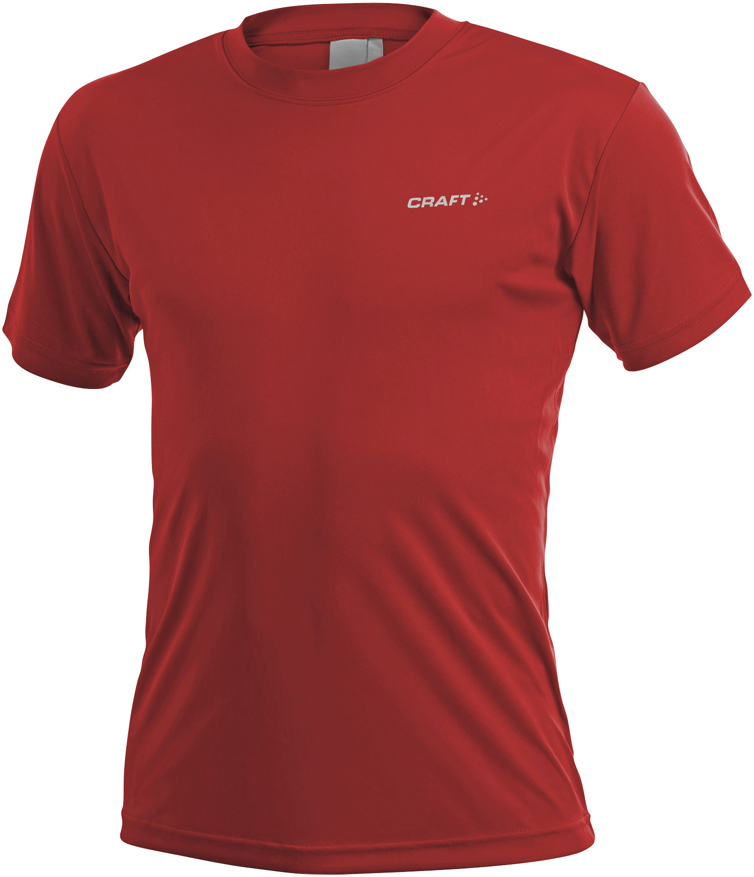 Craft Prime Tee men red 4xl red