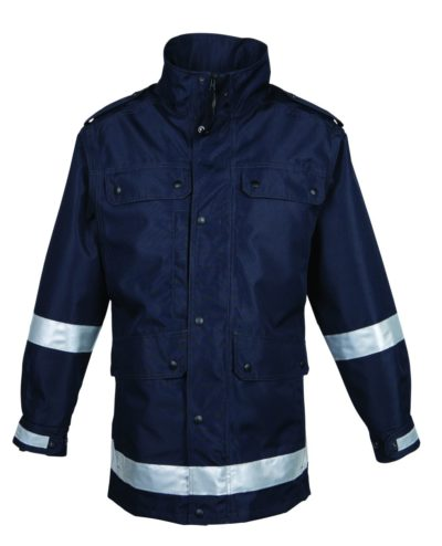 HaVeP Workwear/Protective wear Parka Security 40061