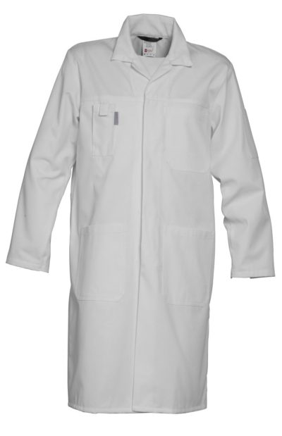 HaVeP Workwear/Protective wear Lange jas/Stofjas 4025