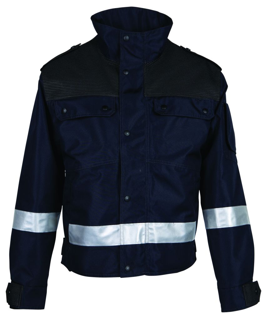 HaVeP Workwear/Protective wear Gevoerd Jack Security 50074