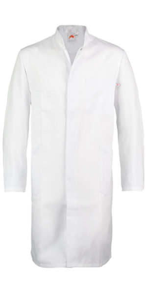 Haen Ramon verplegersjas Wit zorgkleding