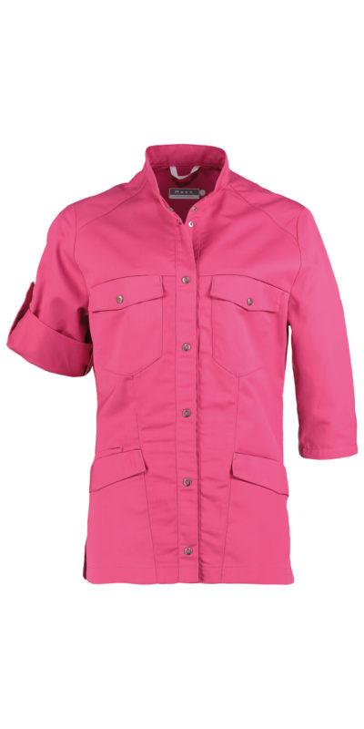 Haen Fadma damesjasje Shocking pink zorgkleding