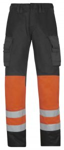 Snickers Broek High Visibility