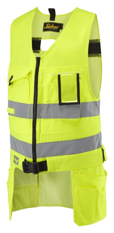 Snickers Craftsmen Toolvest High Visibility