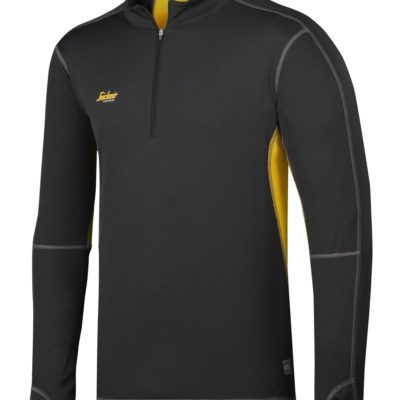 Snickers First Layer 1/2 Zip T-shirt Secundaire kleur