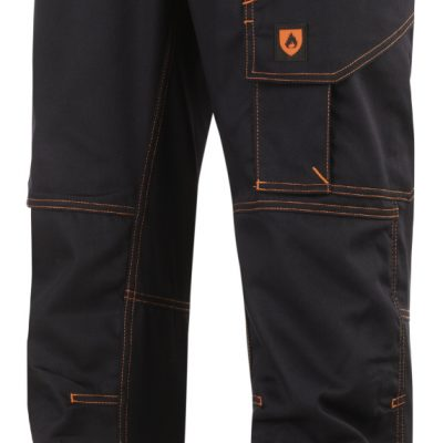 Snickers Flame Retardant Broek met holsterpockets
