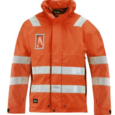 Snickers GORE -TEX® Shell Jack High Visibility
