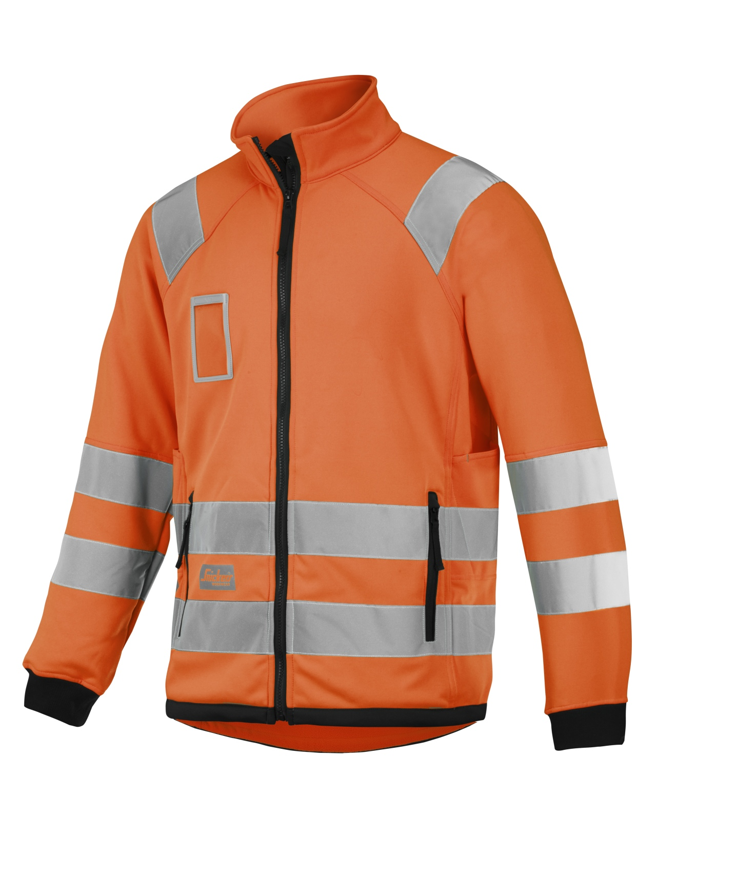Snickers High Visibility Micro Fleece Jack