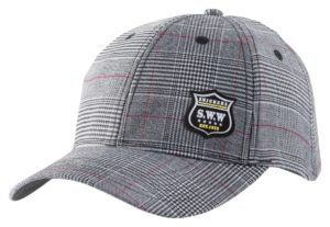 Snickers SW Checked Cap set Secundaire kleur