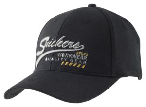 Snickers SW Logo Cap set