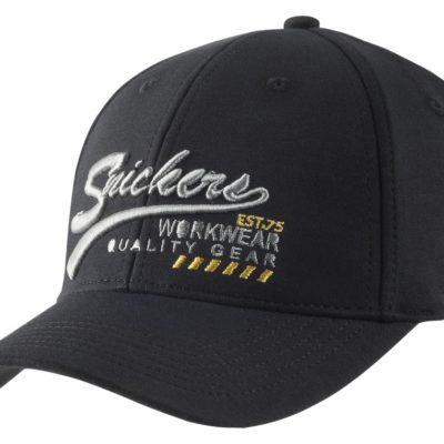 Snickers SW Logo Cap set
