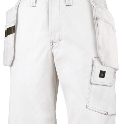 Snickers Schilders Shorts met holsterzakken Secundaire kleur