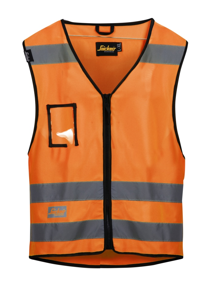 Snickers Vest High Visibility