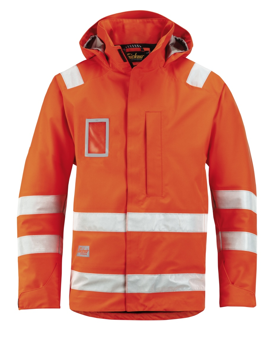 Snickers Waterproof Jack High Visibility