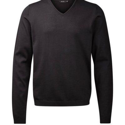 Clipper Duplex men's pullover Black