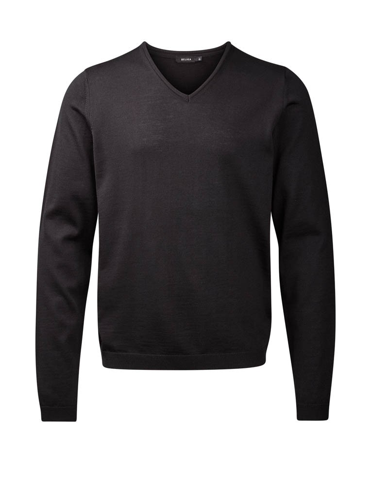Clipper Duplex men's pullover Black