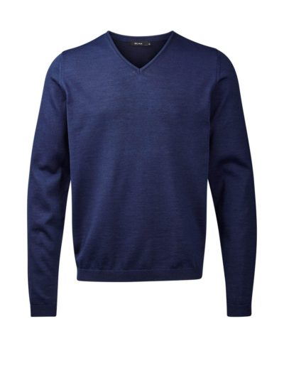 Clipper Duplex men's pullover Indigo