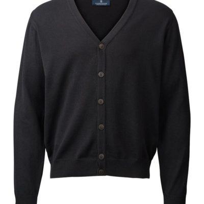 Clipper Men's cardigan Black