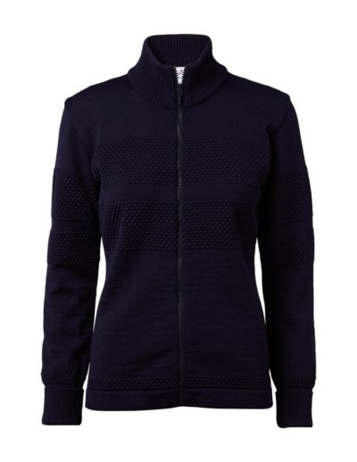 Clipper SAILOR women's zip-cardigan Navy