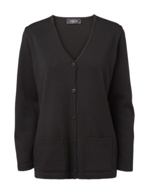 Clipper women's cardigan Black