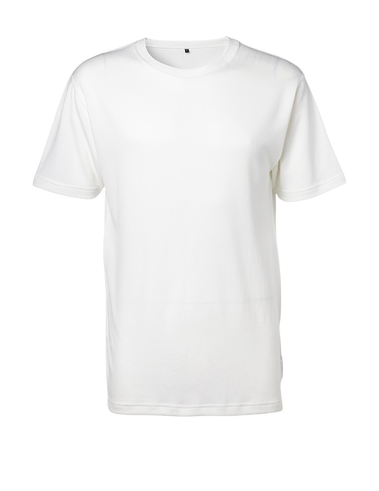 Clipper base layer o-neck SS White