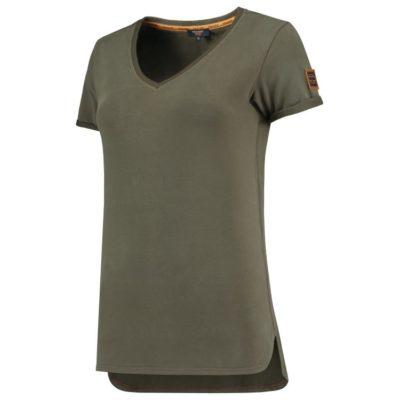 Tricorp Premium T-Shirt Premium V Hals Dames