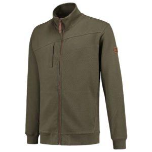 Tricorp Premium Sweater Premium Ritskraag