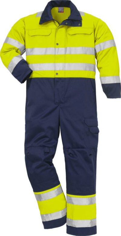 Fristads Kansas High vis overall klasse 3 8601 TH