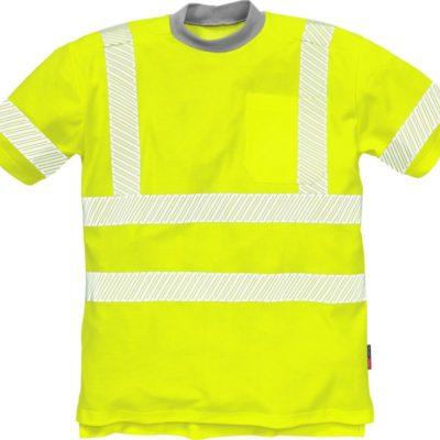 Fristads Kansas High vis T-shirt klasse 3 7407 TPS