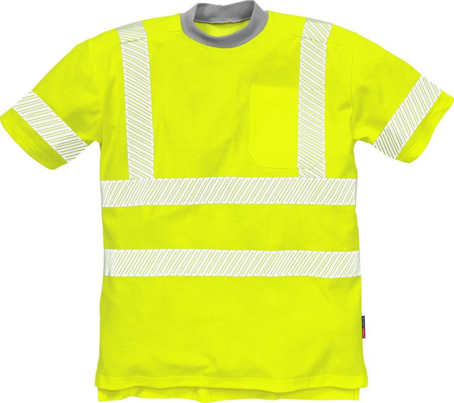 Fristads Kansas High vis T-shirt klasse 3 7407 TPS