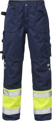 Fristads Kansas High vis broek klasse 1 2032 PLU