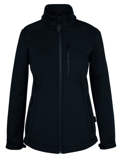 D softshell jack regular fit van Greiff