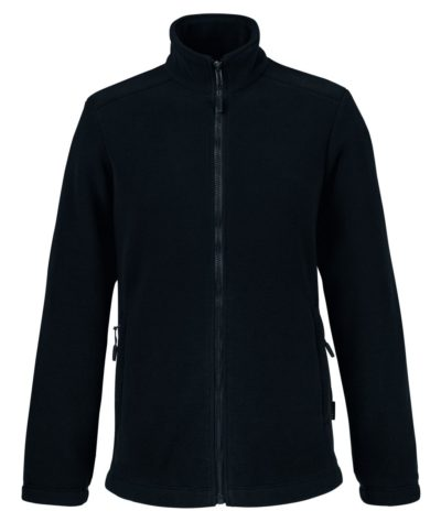 H fleece jack regular fit van Greiff