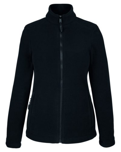 D fleece jack regular fit van Greiff